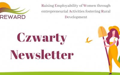 Czwarty Newsletter REWARD